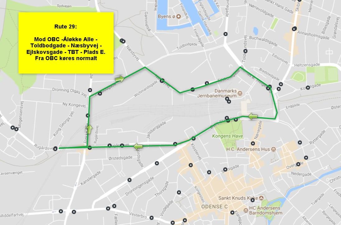 Royal Run I Odense 21 Maj 2018 Fynbus Dk